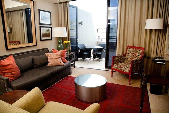 aha Royal Palm Hotel: Junior Suite Lounge Suite
