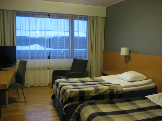 Original Sokos Hotel Presidentti: ソコスホテル ツイン