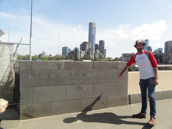 Melbourne By Foot: on tour