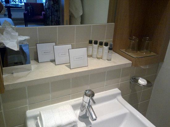 The Rockwell: Bathroom