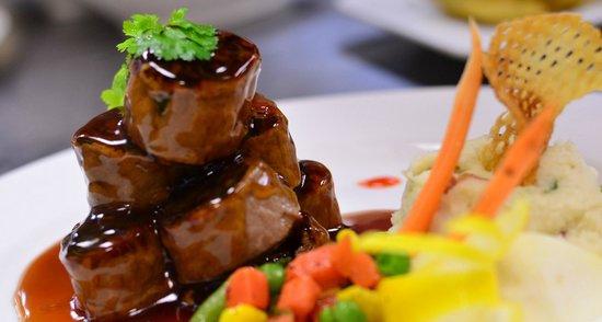 Rice Field's Restaurant: Beef Negimaki