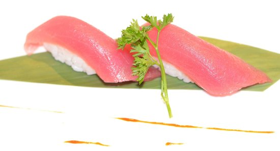 Rice Field's Restaurant: Tuna Sushi