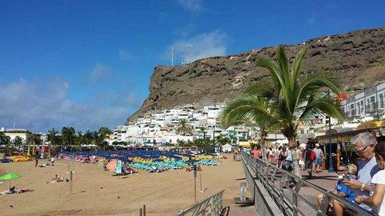 Puerto de mogan fotograf a de apartamentos jard n del sol for Jardin del sol gran canaria