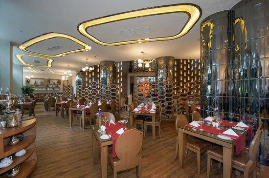Rixos Taksim Istanbul: Fanus Restaurant