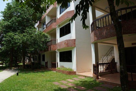 Thai Ayodhya Villas & Spa : Территория отеля