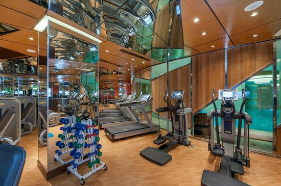 Rixos Taksim Istanbul : Fitness Center