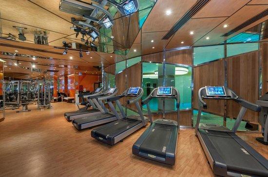 Rixos Taksim Istanbul: Fitness Center