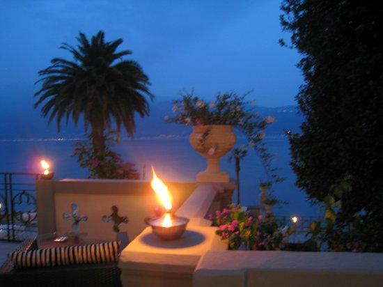 Hotel Villa Giulia: Another view from the hotel terrace while having spritzes