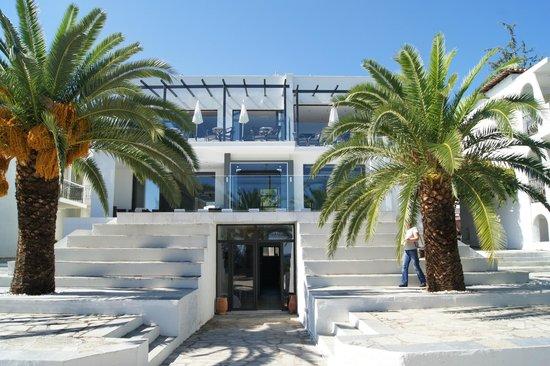 Esperides Sofras Hotel & Bungalows: Отель
