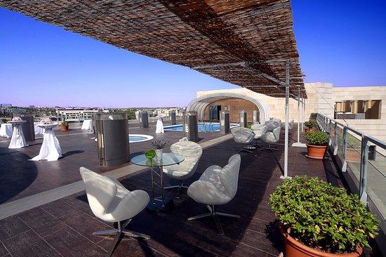 Amura alcobendas hotel desde s 236 espa a opiniones y for Piscina alcobendas