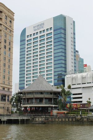 Riverside Majestic Hotel: hotel