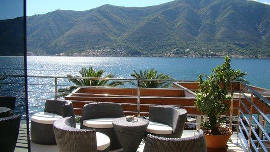 Forza Mare Hotel: la terrasse