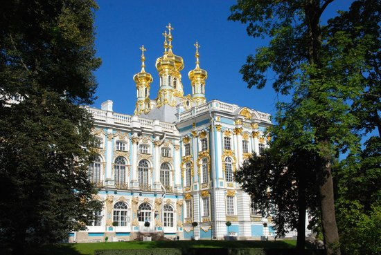 Andrey Vereshhagin- Private Guide in St. Petersburg: Catherine's Palace