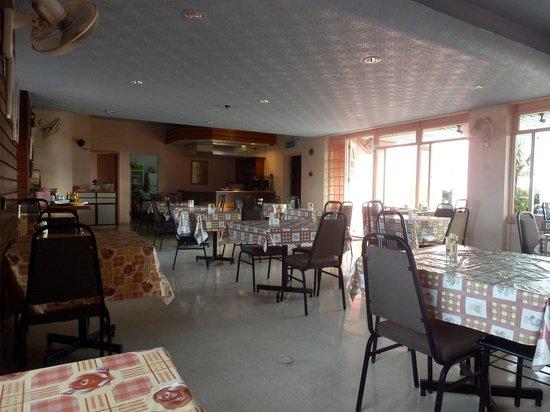 Hotel Mingood : 朝食のレストラン