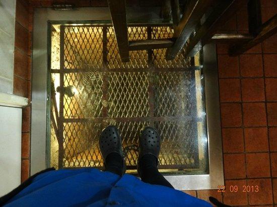Antigua Tasca de Cuchilleros: Túnel de Margarida
