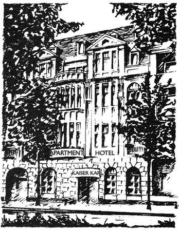 Apartmenthotel Kaiser Karl Bonn: Denkmalgeschützt