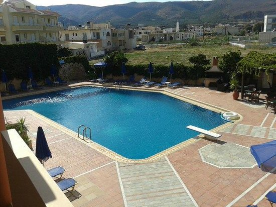 Christina Beach Hotel : la piscina