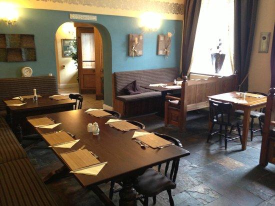 Berkeley Arms Hotel: Restaurant