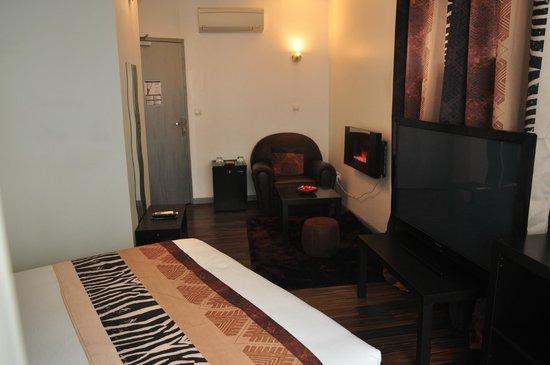 Hotel M: Suite