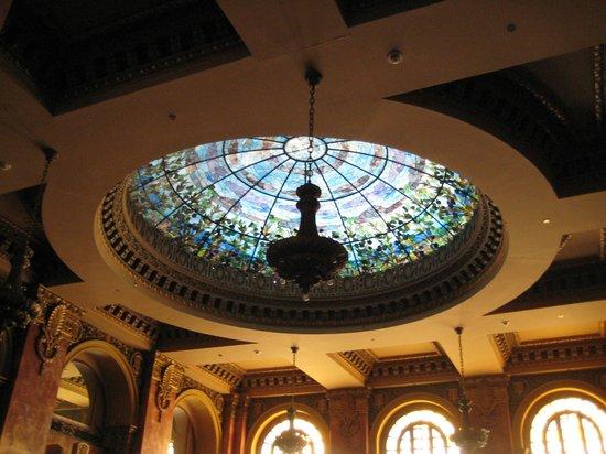 Camino Real El Paso: Camino Real Tiffany Dome