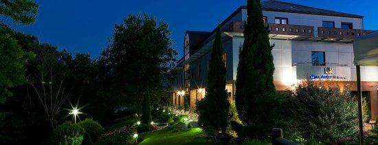 Hotel Aretxarte: fachada