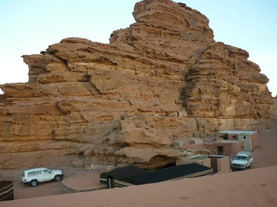 Sunrise Camp: Wadi Rum