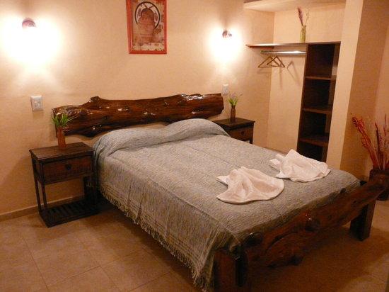 cabaas mandala dormitorio matrimonial