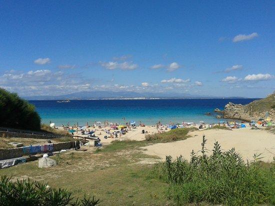 Hotel L'Ancora : Spiaggia e mare