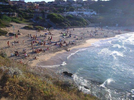 Hotel L'Ancora: Spiaggia e mare