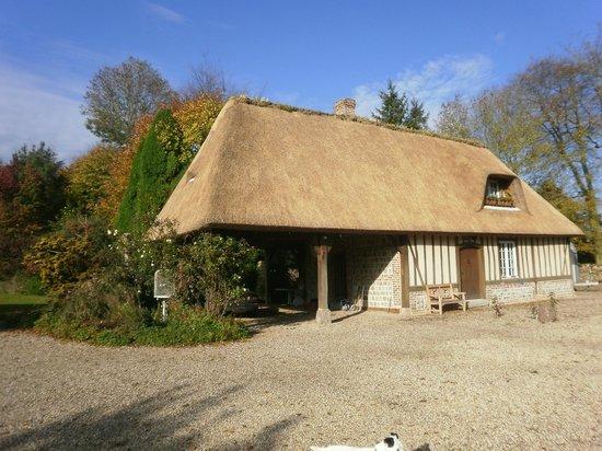 Ingouville, France: chaumiere independante avec deux grandes chambres