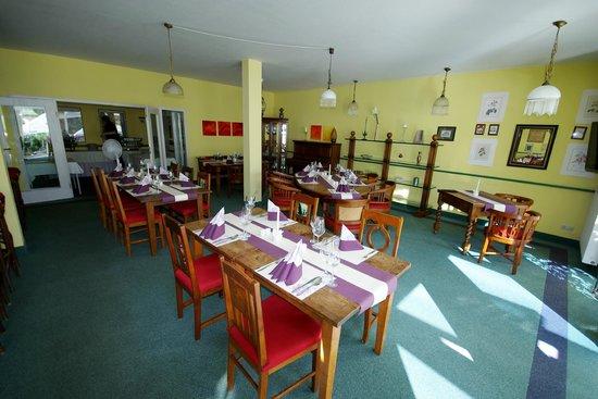 """AmbienteHotel Quellenpark: Restaurant """"Rosarium"""""""