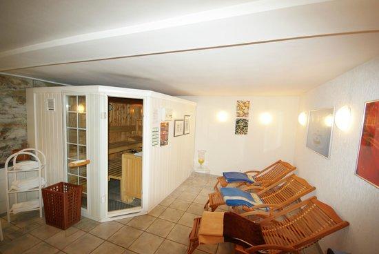 AmbienteHotel Quellenpark: Sauna