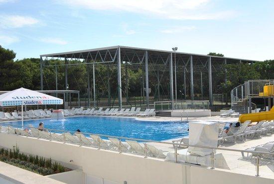 Hotel Adria: piscine