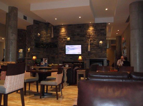 Hampton Inn by Hilton Sydney: Salle à manger pour le déjeuner