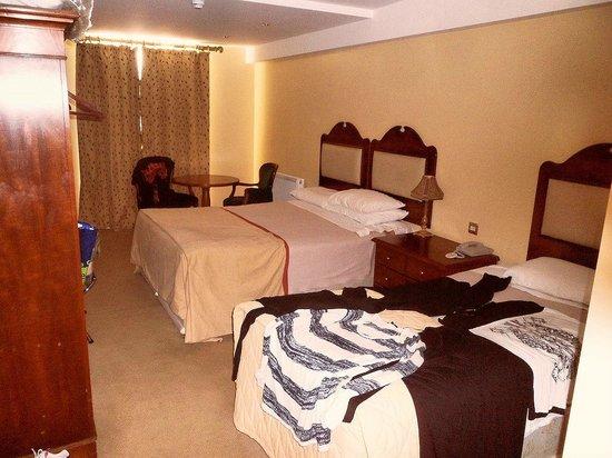 Brandon Hotel: Double room