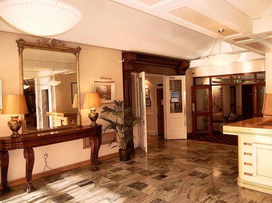Brandon Hotel: Lobby area