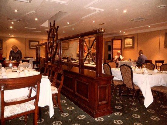 Brandon Hotel: Breakfast area