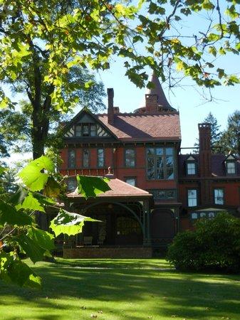 Wilderstein Historic Site : Welcome Home!