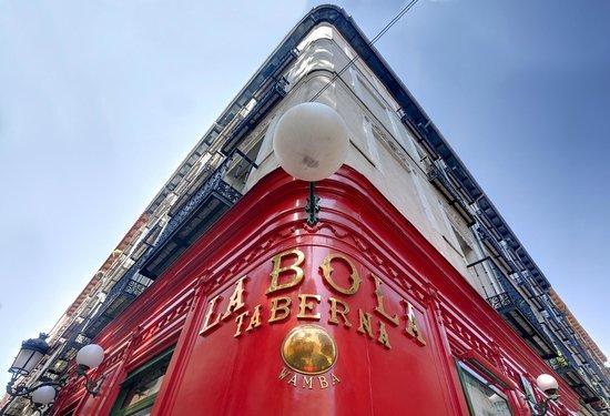 imagen La Bola en Madrid