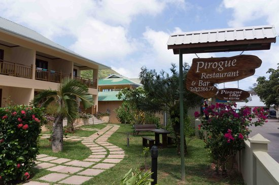 Pirogue Lodge : les 6 chambres