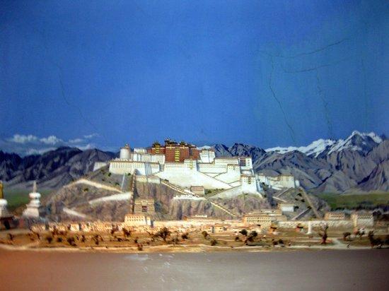 Haus der Natur: Tibetisches Fürstenzelt