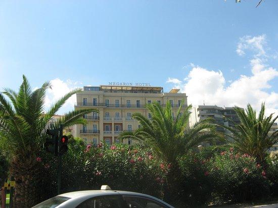 GDM Megaron Hotel : Megaron Hotel