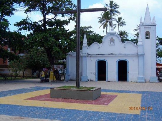 Pousada Farol das Tartarugas: Iglesia de PRAIA DO FORTE