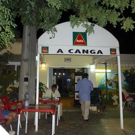 Restaurante A Canga: Front Entrance