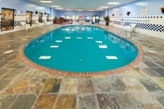 Super 8 by Wyndham North Little Rock/McCain: Indoor Heated Pool