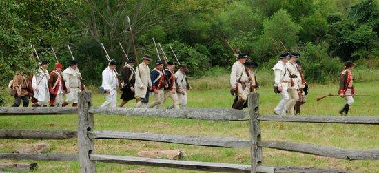 Daniel Boone Homestead: Colonials