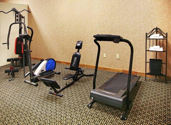 Super 8 North Little Rock/McCain: Fitness Center