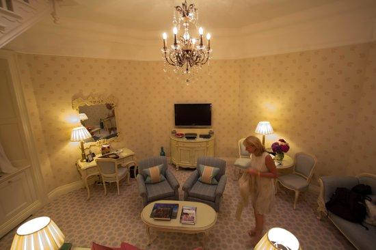 Dromoland Castle Hotel: suite 1st floor