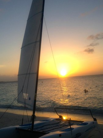 Royal West Indies Resort: Love those sunsets