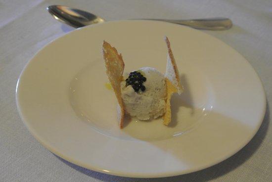 Duomo: the truffle gelato